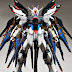 "PG 1/60 Strike Freedom Gundam ""Full Color"" - Custom Build"
