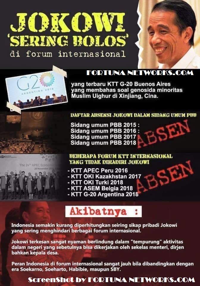 #Joko Widodo:Presiden Indonesia yang Menghadapi Masalah Luar-Dalam