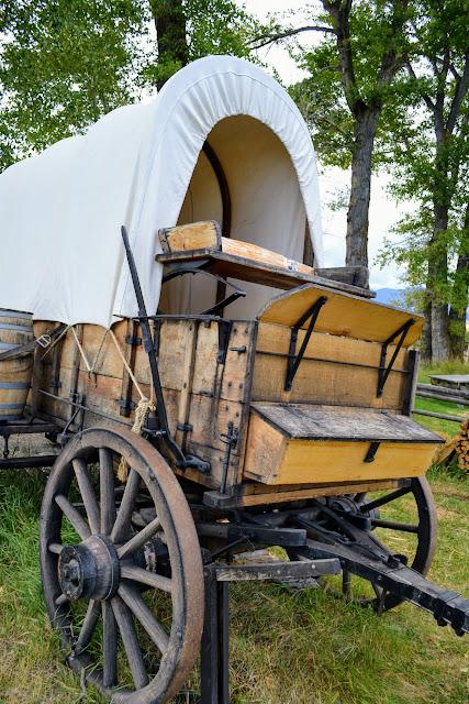 Ранчо Грант-Корс, Монтана (Grant-Kohrs Ranch National Historic Site, MT)