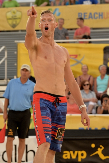 070db0cdab Candy Crush, Suit & Tie, and Blurred Lines With AVP Pro Player Casey ...