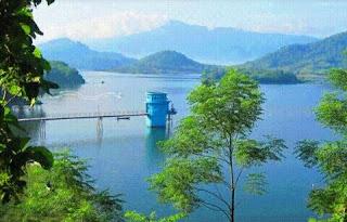 Rekomendasi Tempat Wisata Brebes Jawa Tengah Terbaru Untuk Liburan Di Waduk Malahayu
