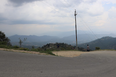 Chapleti on the way to rabi Village