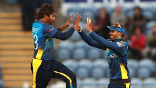 Sri Lanka vs Afghanistan 7th Match ICC Cricket World Cup 2019 Highlights