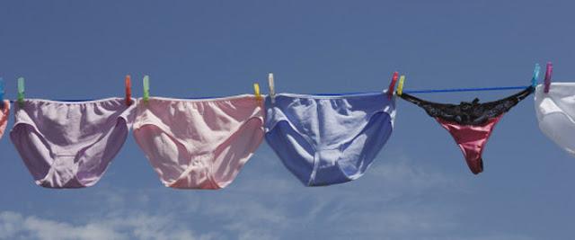 bahaya kesehatan yang terjadi jika Anda malas mengganti celana dalam