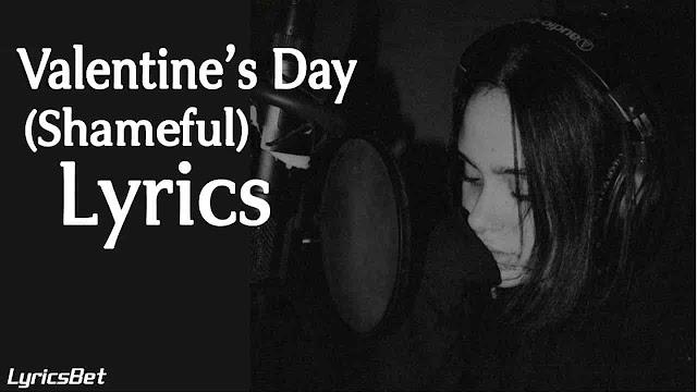 kehlani - valentine's day (shameful) Lyrics