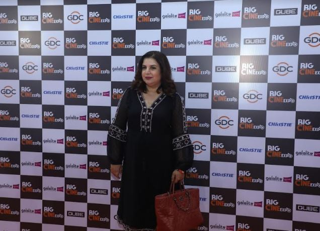 Cinema Exhibition Industry's most Awaited Big Cine Expo 2019 sets out its 4th Edition at Bombay Exhibition Center (NESCO), Mumbai