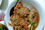 Mie Ayam Saung Cisewu Paling Enak di Garut Selatan