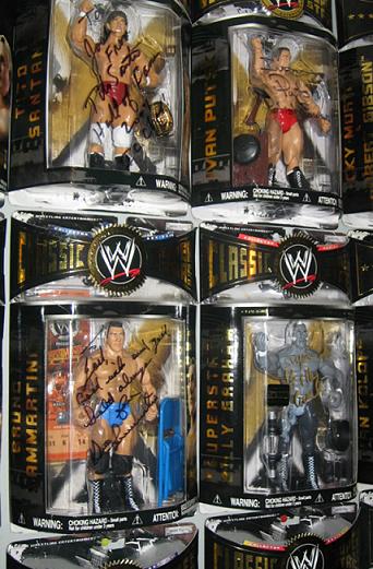 Js Wrestling Memorabilia Wrestling Marketwatch Jakks -6359