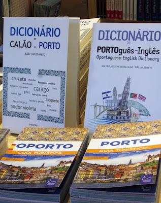 livros sobre o Porto