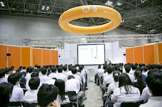 軽部教授が「夢ナビライブ2017」で、高校生・受験生を対象に講義を行いました。