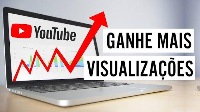 Dicas Para Aumentar as Visualizações no Youtube