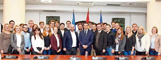 Junge Union lobt Mazedonien für Grenzsicherung