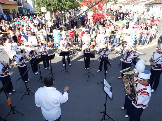 Jacupiranga promove todos os anos o tradicional desfile cívico, envolvendo as escolas do município e entidades convidadas.