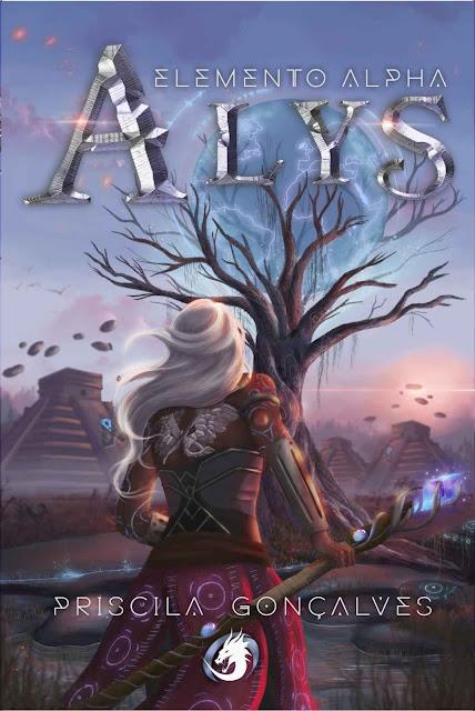 Alys Elemento Alpha, Edição 2 - Priscila Gonçalves