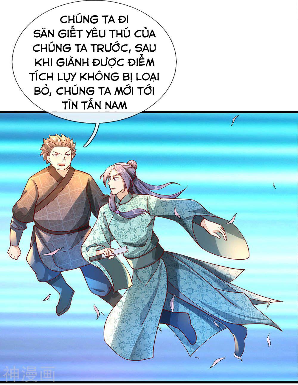 Nghịch Thiên Kiếm Thần Chapter 75 video  - truyenmh.com