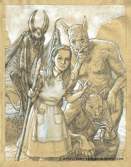 Alice in the Dreamlands