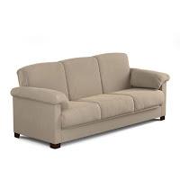 Montero Futon Sofa Sleeper Bed Multiple Colors