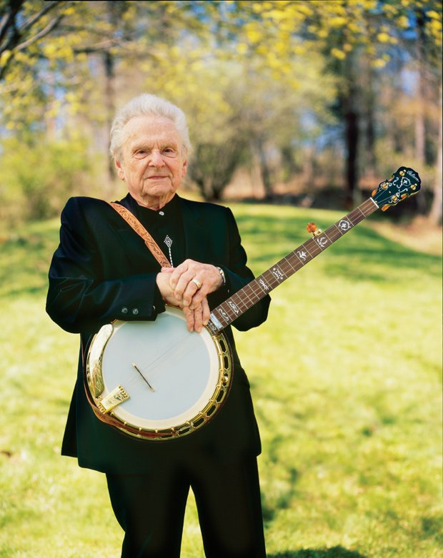 Ralph Stanley And The Clinch Mountain Boys Including Ricky Skaggs Keith Whitley Bluegrass
