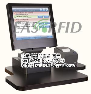 rfid借書,rfid還書機,rfid自助借還書機,rfid圖書館,rfid圖書館應用,rfid self check kiosk,rfid self check in