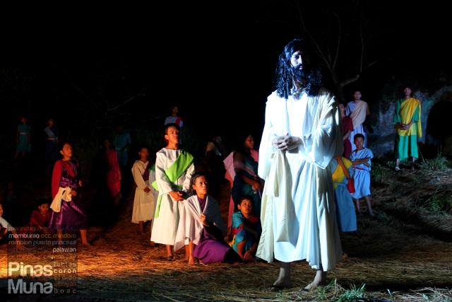 Senakulo in Marinduque