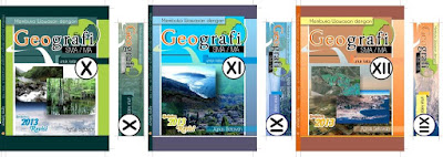 [Sale] Order Ebook Geografi Kurikulum 2013 SMA/MA