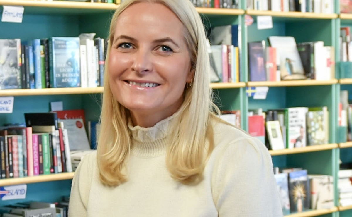 Crown Princess of Norway Mette-Marit talked about her skii accident
