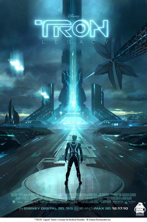 Michael Kutsche arte deviantart ilustrações fantasia ficção científica artes conceituais personagens character design cinema filme Tron: O Legado (Tron Legacy)