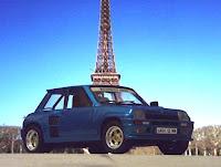 Renault 5 Turbo Rally tamiya 1/24
