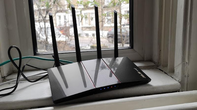 Asus RT-AX55 Review