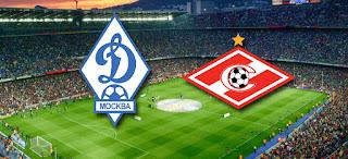 Спартак М – Динамо М  смотреть онлайн бесплатно 3 августа 2019 прямая трансляция в 19:00 МСК.