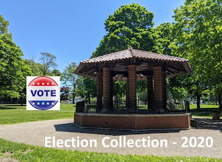 "the Franklin voters ""election collection"""