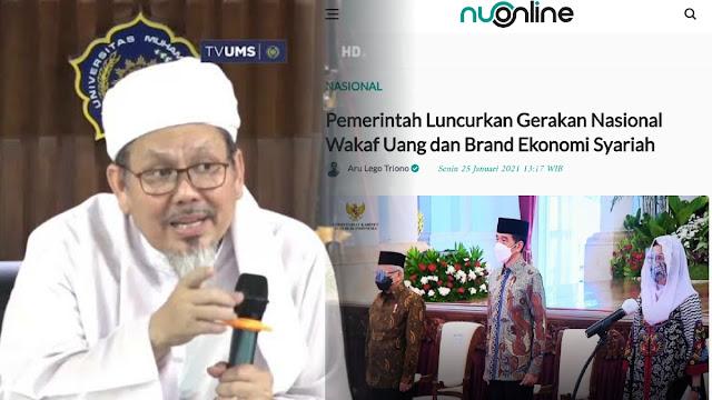 Tengku: Mereka Benci Atribut Islam, Budaya Arab, tapi Dipakai saat Kampanye dan Minta Wakaf