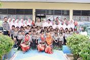 Ini Wujud Kepudulian dan Kecintaan Kapolres Wajo Kepada TK Bhayangkara
