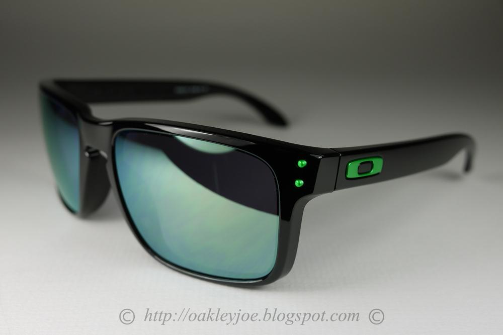 b91e2bfdf7 Oakley Holbrook Motogp Limited Edition Emerald Iridium Polished Black