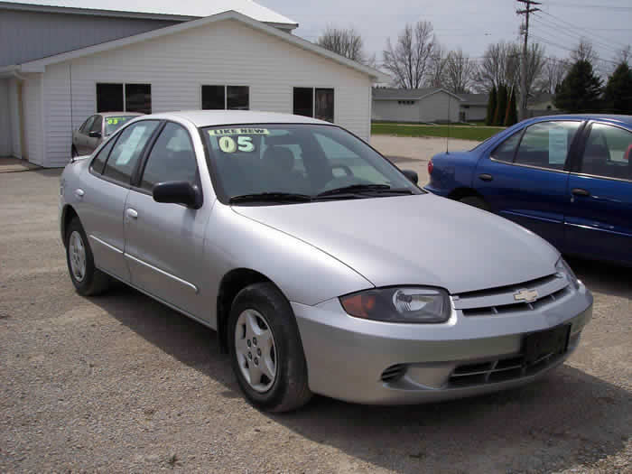 2005 Chevy Cavalier Owner  Service Manual Wiring Circuit At