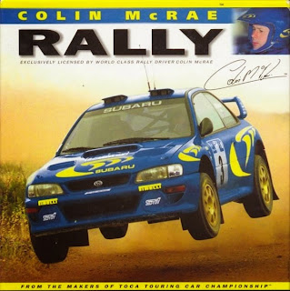 Download Free Game COLIN MCRAE RALLY
