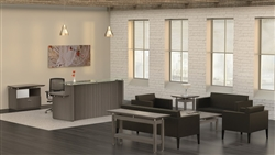 Mayline Sterling Reception Furniture