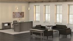 Mayline Sterling Reception Furniture