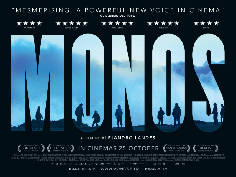 monos film poster