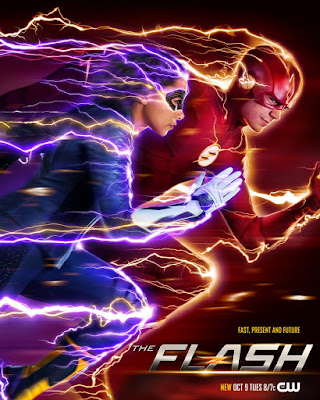 Flash season 5 poster