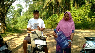 Aktivitas PETI Batu Kerbau Menjamur, Masyarakat Kesulitan Dapatkan Air Bersih
