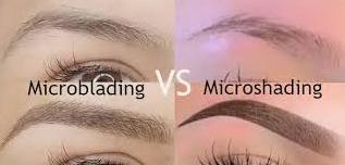 Microblading And Microshading