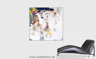 Galerie art4berlin! Wohnen mit echter großer Kunst.