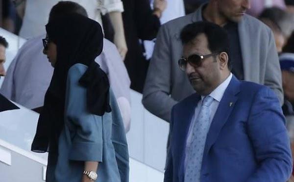 Al-Thani decide felicitar el 8M (Día de la Mujer) con tres días de retraso