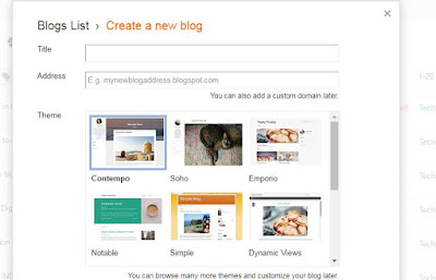 """sign in to blogger""-All you need to know about basic method"
