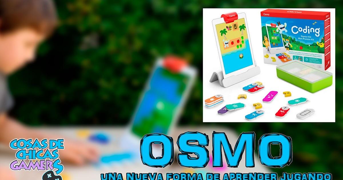 OSMO - UNA NUEVA FORMA DE APRENDER JUGANDO