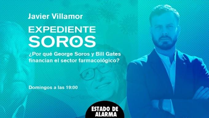 Expediente Soros por Javier Villamor
