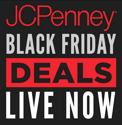 JCPenney Black Friday 2017 Sale