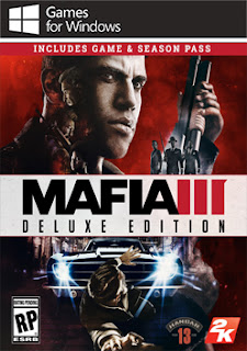 Mafia III Deluxe Edition (PC) Em PT-BR + DLCs | RELOADED