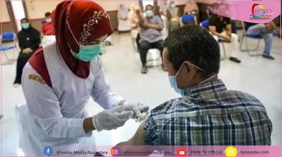 Imran Khan, UI, vaksinasi,vaksin,Vaksin Tahap II,Corona,Covid-19,pandemi covid-19,Pandemi covid, berita Corona,update corona